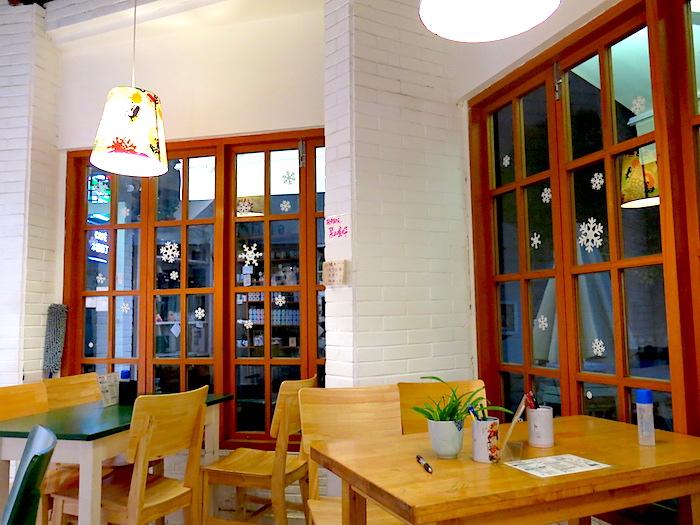 Momi Cafe Suzhou Interior