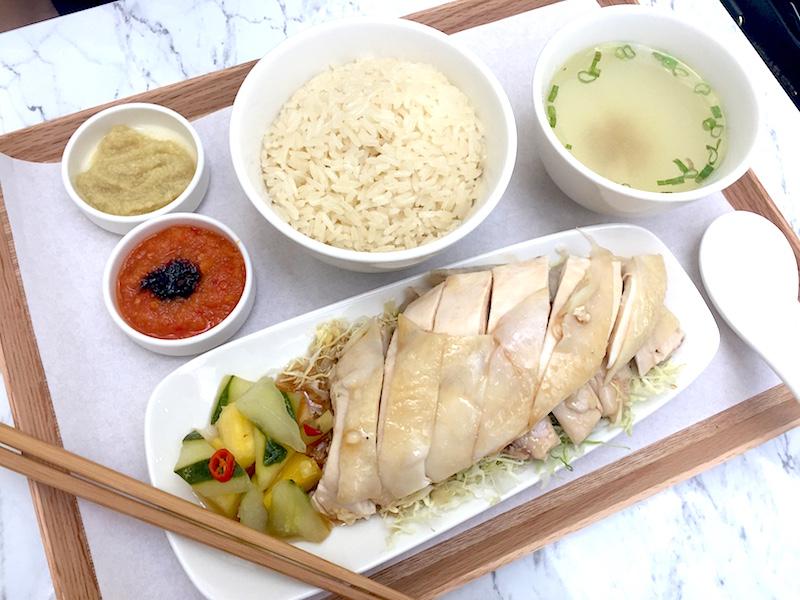 1933 Hainanese Kampong Chicken Rice