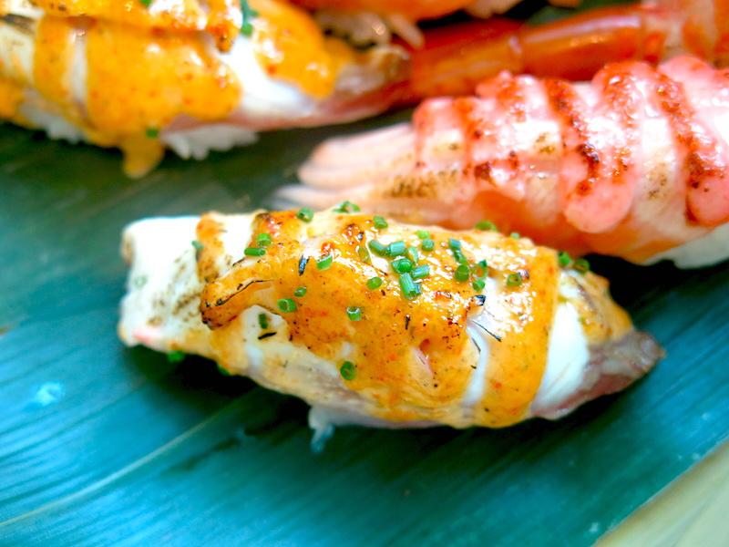 Tburu - Aburi Sushi Platter