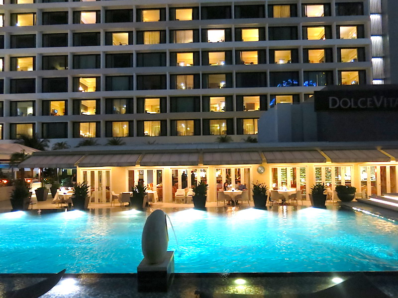 Mandarin Oriental Singapore - Dolce Vita