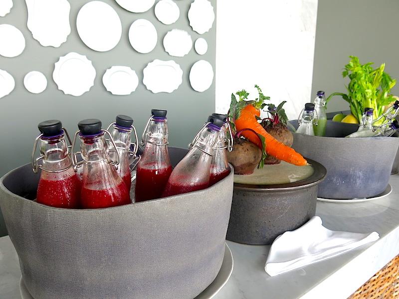 Buffet Fruit Juices