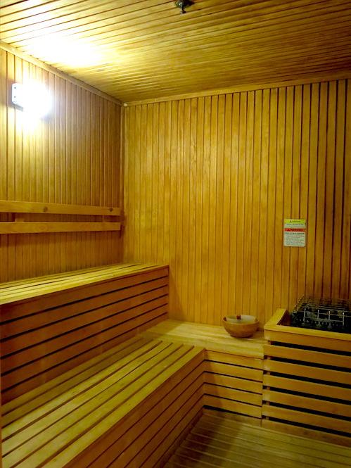 Hotel Jen Tanglin Sauna