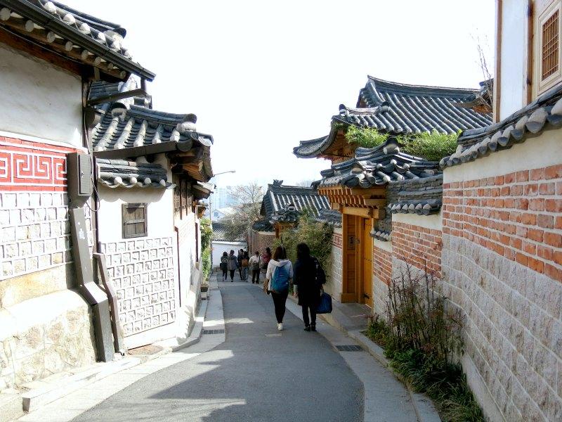 Bukchon Hanok Seoul