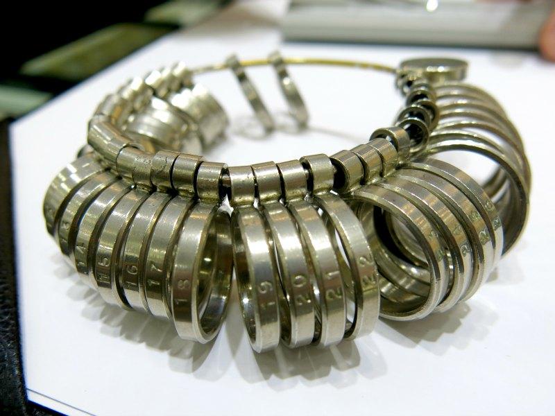 JannPaul Ring Size