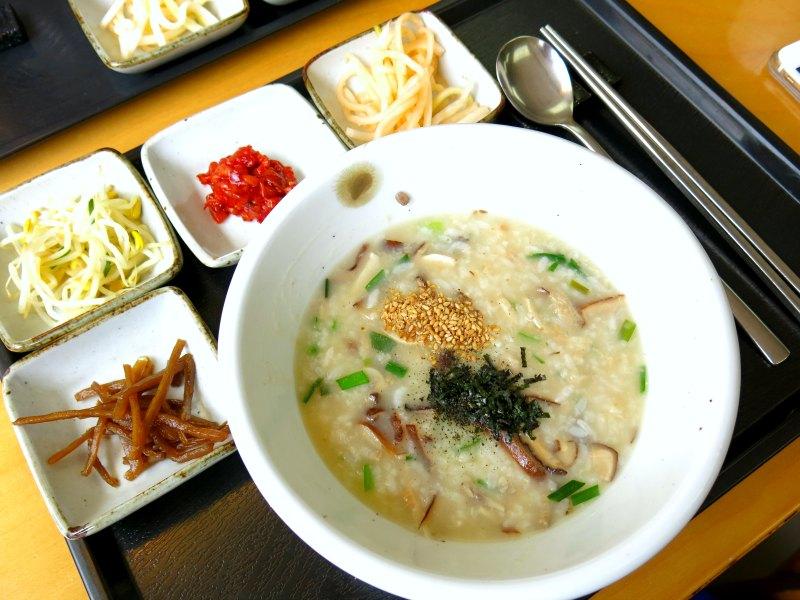 MiGaBon Wei Jia Ben Porridge Myeongdong