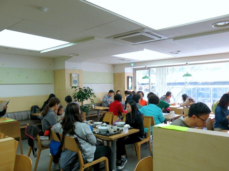 MiGaBon Wei Jia Ben Restaurant Interior