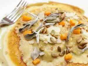 Pumpkin & Sage Ravioli