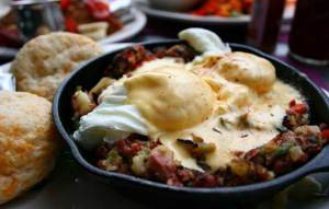 Black Cow Cafe Skillet