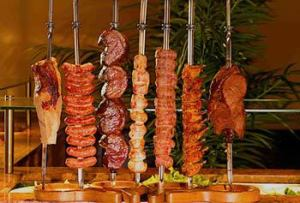 Meats at Fogo de Chao