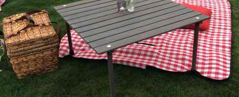 Pop up Picnic Table