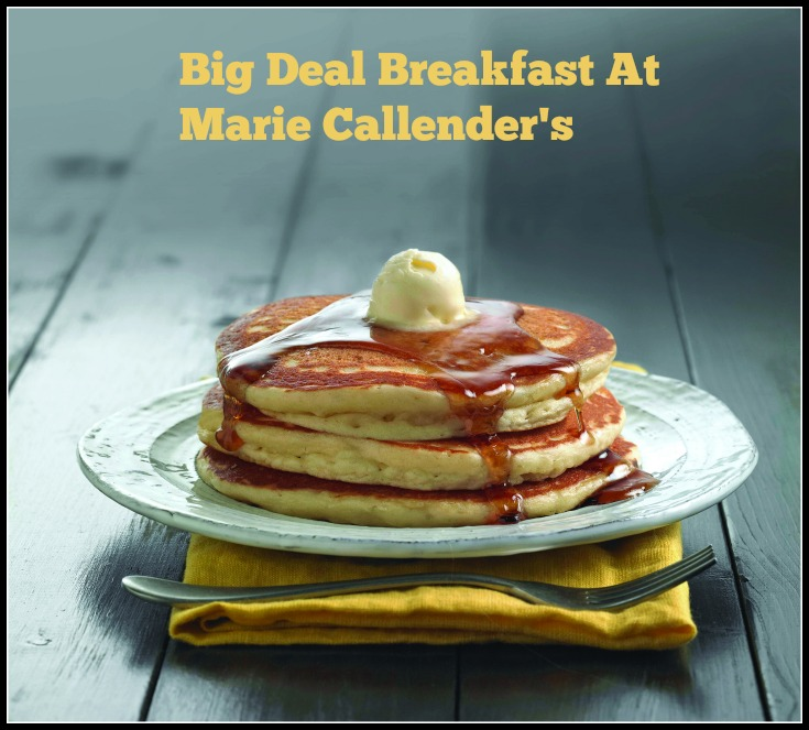 callender s breakfast menu