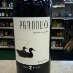 Paradux Wine