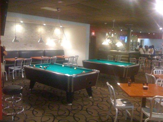 Kampus Korner Lamar Beaumont Pool Hall