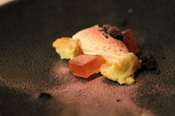 Rhubard Gelee