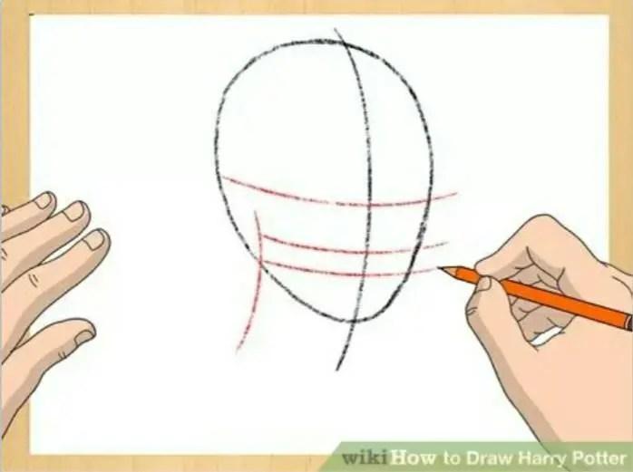 come disegnare hp passo 2