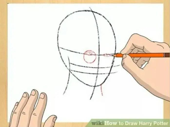 come disegnare hp passo 3