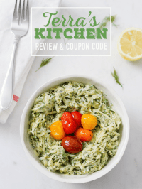 Terra's Kitchen Review + Coupon Code