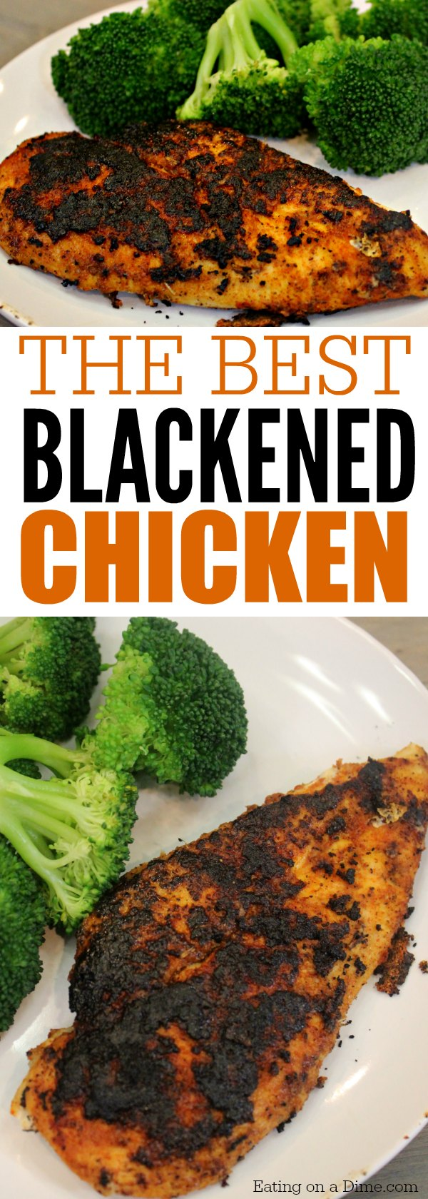 Large Of Blackened Chicken Recipe