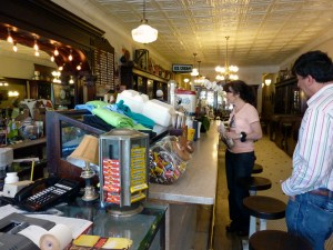 inside S&Ts Soda Shoppe