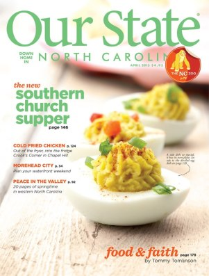 Our State  - April 2013 Cover