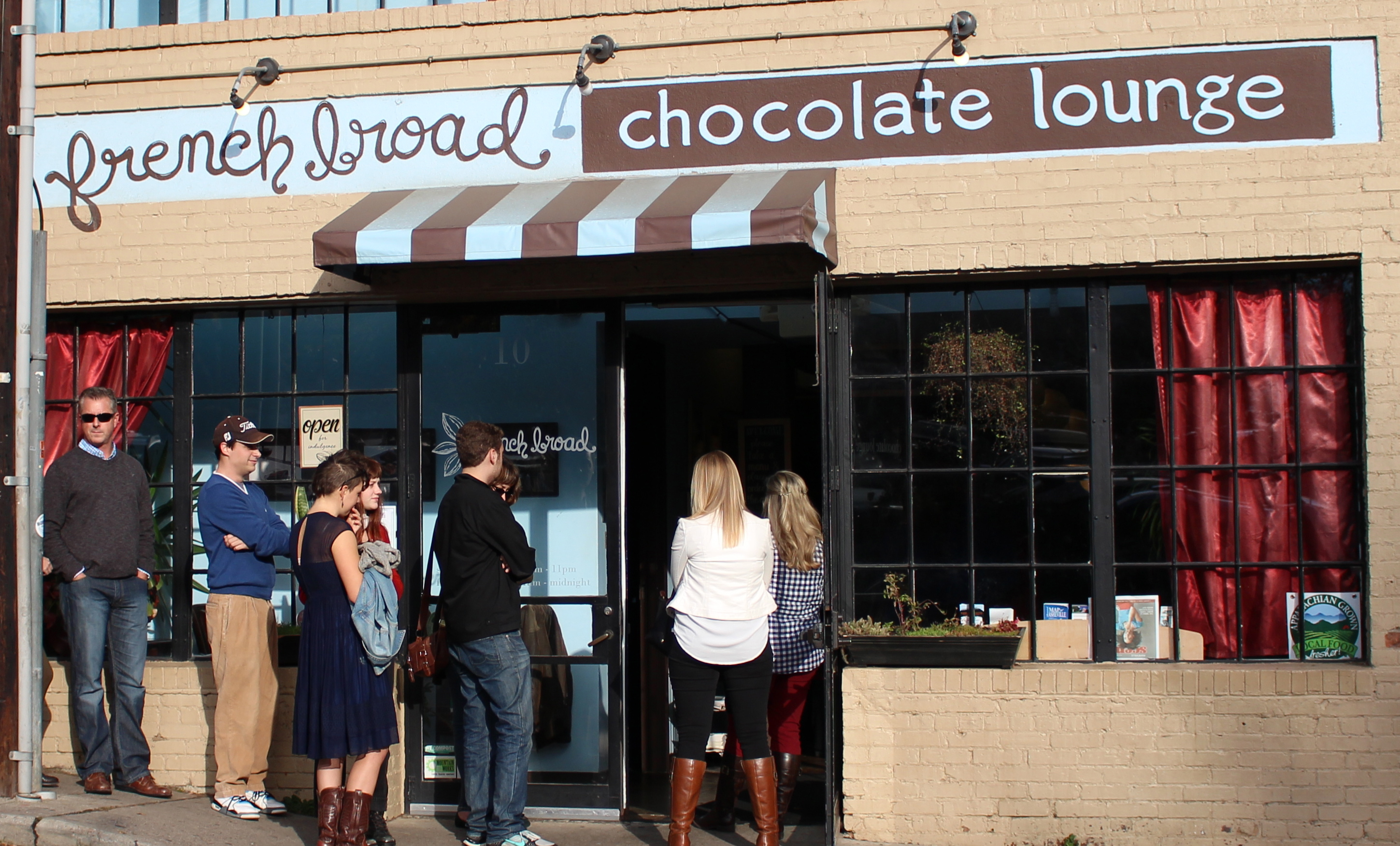 Asheville Day Trip: Wicked Weed, French Broad Chocolate Shop ...