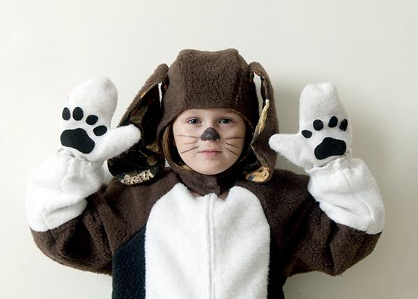 basset hound costume
