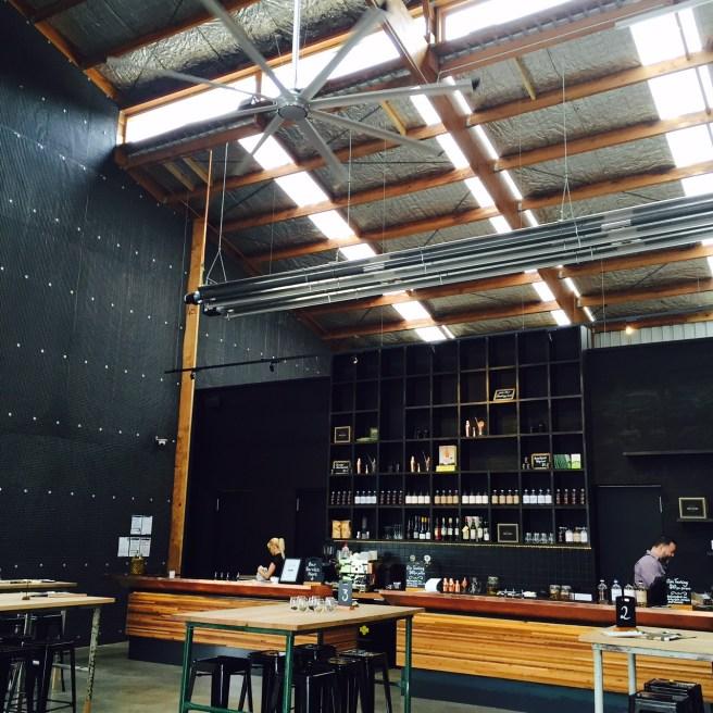 Four Pillars Gin in Healesville beyond Berwick