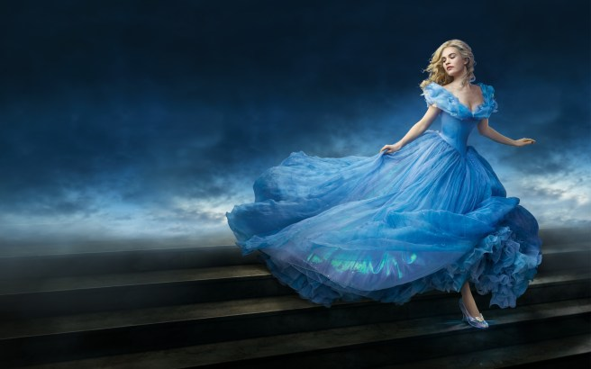 Make like cinderella and improve your confidence