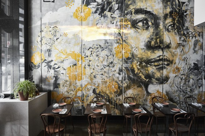 What's On for Foodies. Burma Lane reopens.