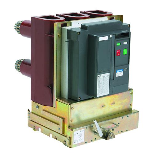 Medium Voltage Circuit Breakers MV VCP-T Circuit Breakers Eaton