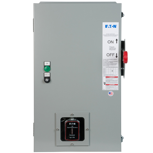 Elevator safety switch disconnect Elevator code compliance Eaton