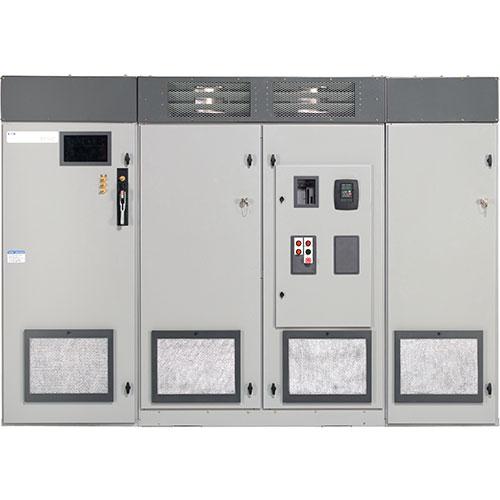 Medium Voltage Variable Frequency Drives MV VFD Eaton