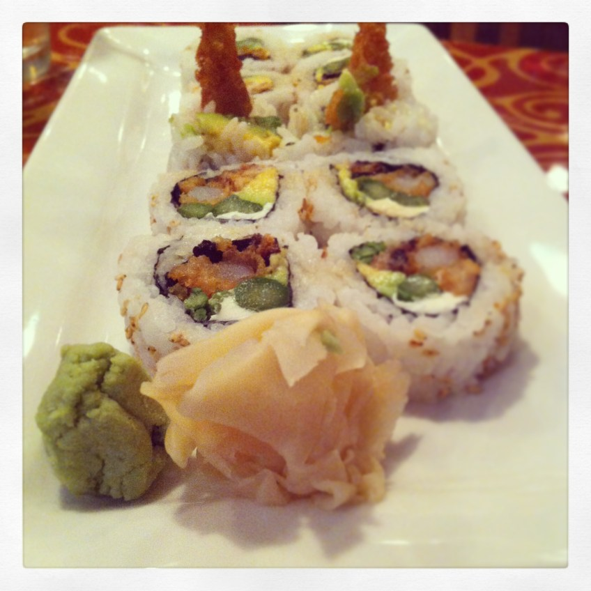 Yu Mi Birthday Sushi Roll Eat Palm Beach Everything That Matters About Food In Palm Beach