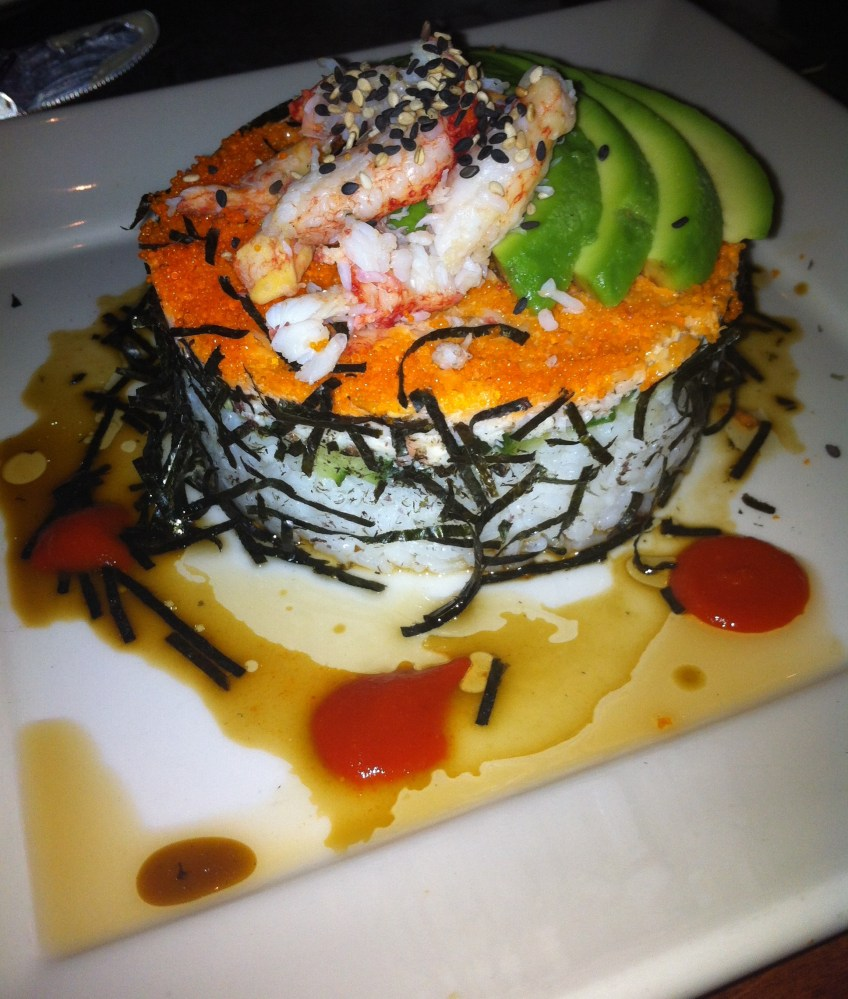 Yardhouse california roll eat palm beach everything for California roll house