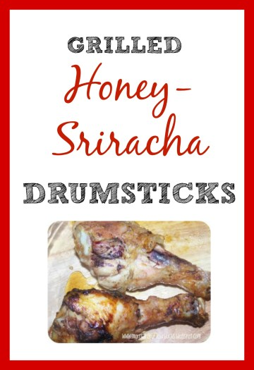 These honey sriacha drumsticks are a little sweet, a little spicy, and super-inexpensive!.jpg