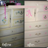 Dresser redo, and a bit of nostalgia