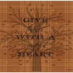 Thanksgiving Free Printable: Give Thanks
