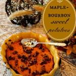 Bourbon Maple Sweet Potato Recipe