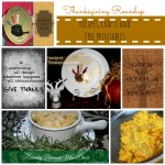 Thanksgiving Roundup- Recipes, Crafts, Printables