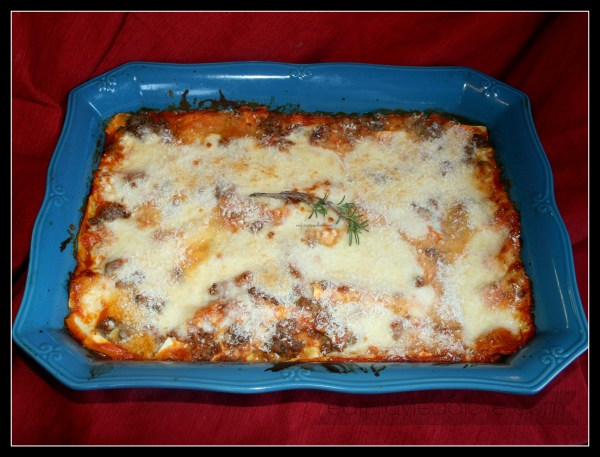 lasagne whole