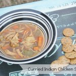 Curried Indian Chicken Soup Recipe
