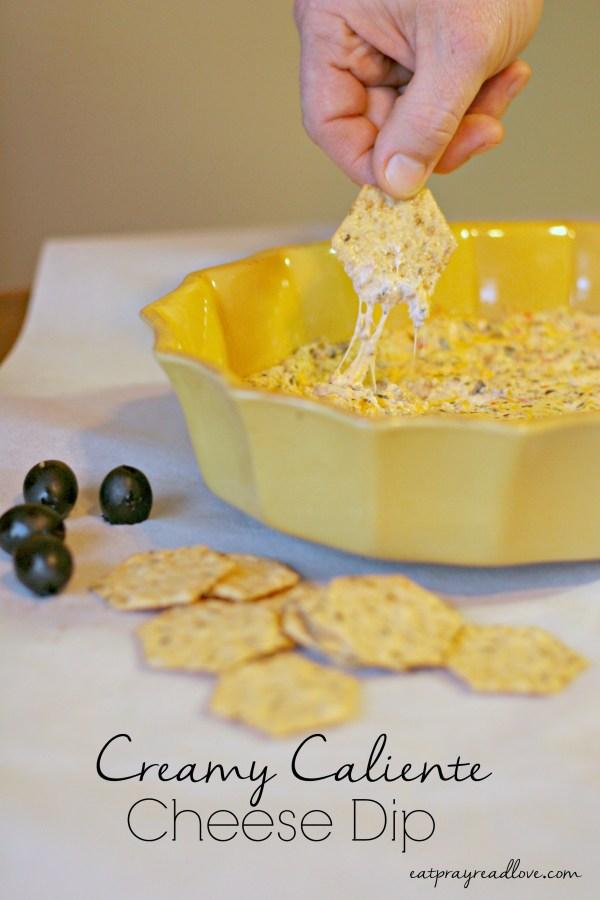 creamy caliente cheese dip