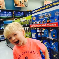 Spend Less, Give More with Walmart Family Mobile