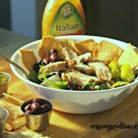 [ad] 10 Minute Zany Italian Nacho Salad