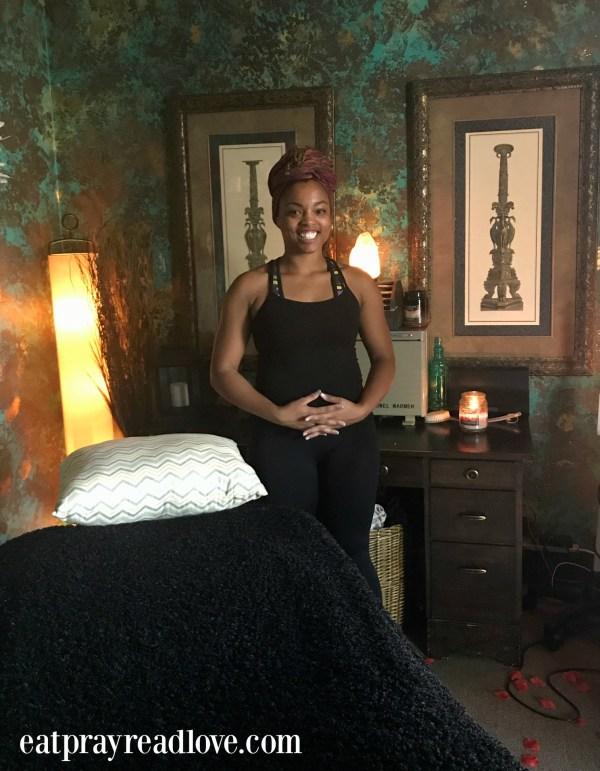 Kelli massage