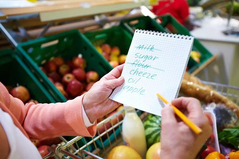 How to Make a Shopping List \u2013 Grocery Shopping List \u2013 Make Your Own - grocery store shopping list