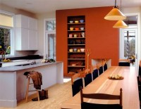 9 Accents Wall Colors That Can Spice Up Any Kitchen ...
