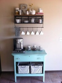 11 Genius Ways to DIY a Coffee Bar at Home  Eatwell101