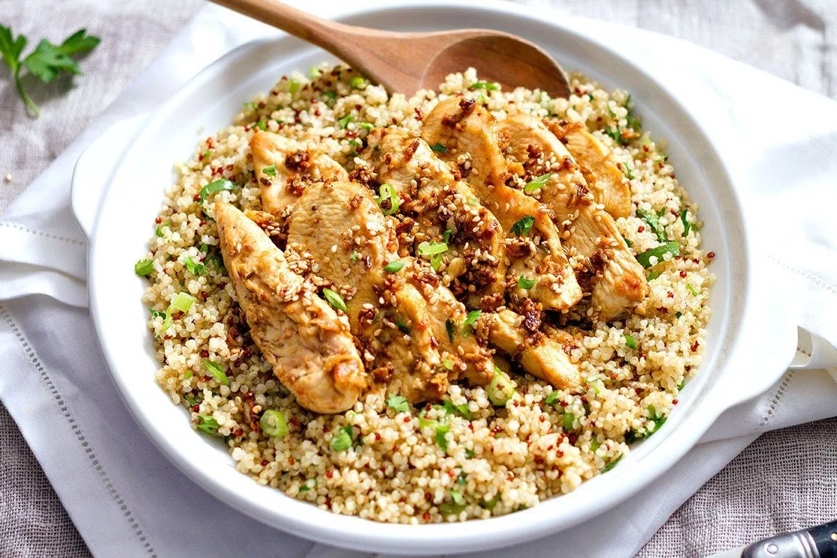 Fullsize Of Is Quinoa Keto