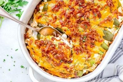 Jalapeño Popper Chicken Casserole Recipe — Eatwell101
